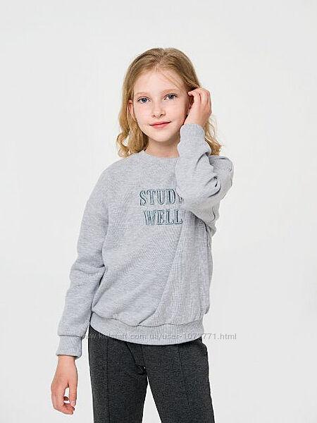Свитшот для девочки SMIL 116535 - 3 цвета в наличии