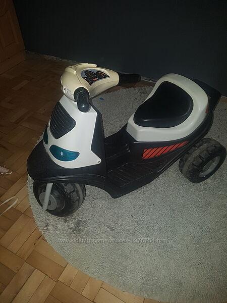 Електромобіль мотоцикл