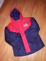 Зимова зимняя куртка курточка