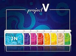 Сотрудничество с Vision  Project V  рынок БАД Франция
