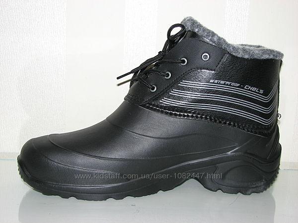 Мужские термо сапоги, ботинки, дутики, пенка