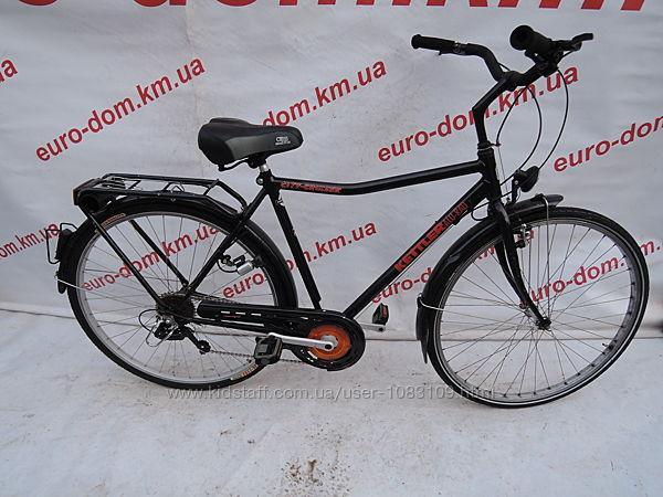 Городской велосипед Kettler alu red 28 колеса 6 скоростей. Система Shimano.