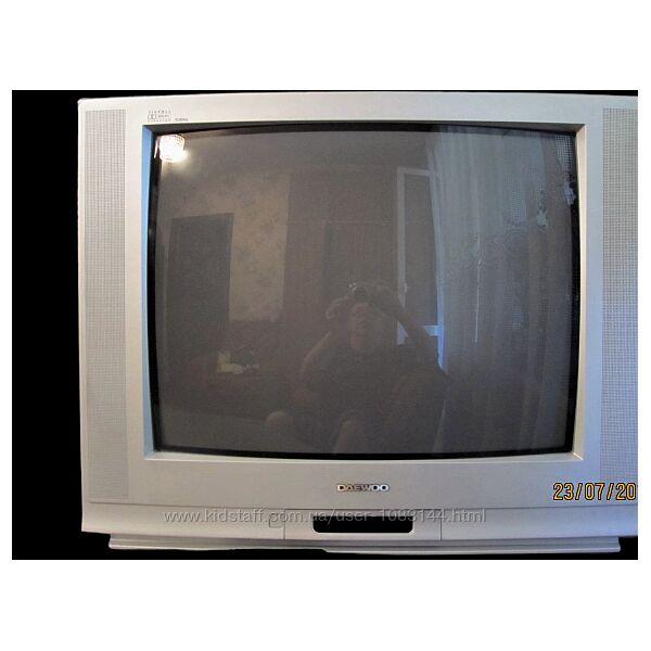 Телевизор Daewoo DTК-28A8-100D 100 Hz