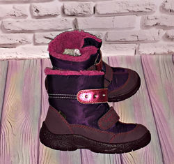 Зимние термо сапоги , ботинки superfit с мембраной gore-tex 28р