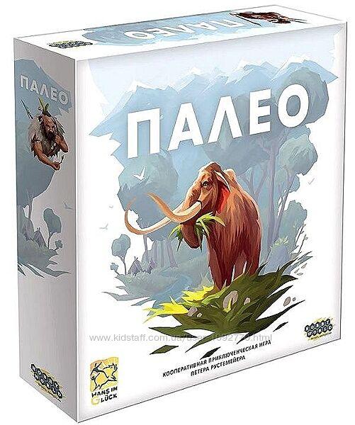 Настольная игра  Палео  Paleo Истоки развития человечества