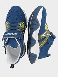 Кожаные ортопедические кроссовки  Турция 29 р,