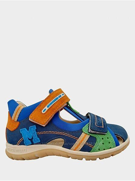Ботинки Minimen  р. 31, 32, 33, 34, 35, 36 Синий