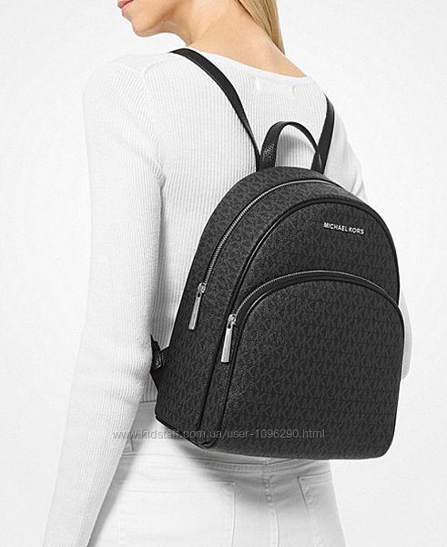 Michael Kors Abbey Medium Logo Backpack новый оригинальный рюкзак