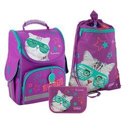 Рюкзак набор пенал сумка для обуви Kite Rachael Hale