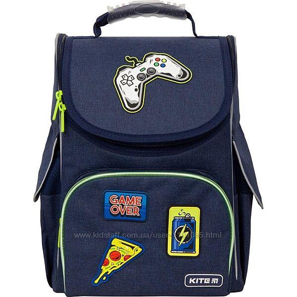 Рюкзак LED каркасный Kite Education Game over K21-501S-8
