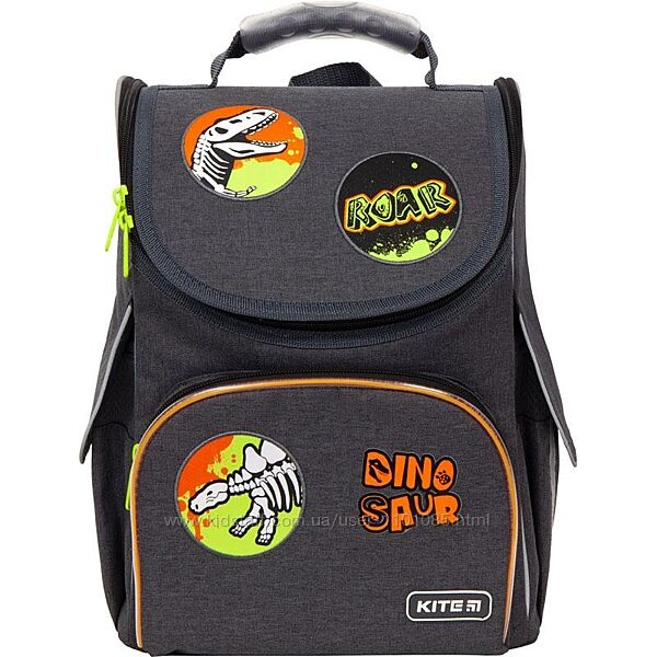 Рюкзак LED каркасный Kite Education Roar K21-501S-7
