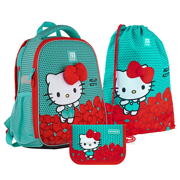 Рюкзак набор Kite Hello Kitty SETHK21-555S