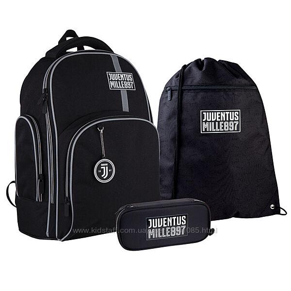 Рюкзак набором Kite FC Juventus SETJV21-706M