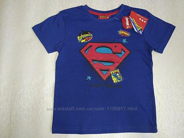 Новые фирменные, качественные футболочки 110-116-122 р. , 5-6-7 лет