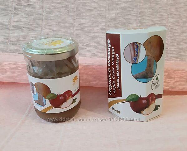 мазь от варикоза с яблочным уксусом