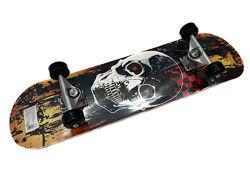 Скейт классический деревянный JIA TOY канадский клен