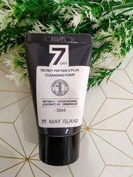 Очищающая пептидная пенка May Island 7 Days Secret Peptide 8