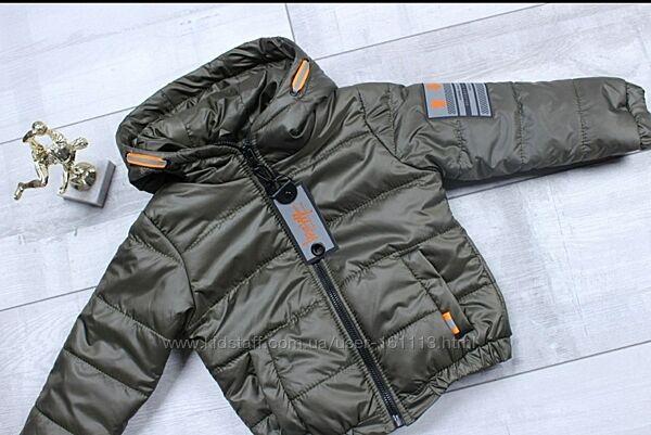 Крутая куртка для мальчика