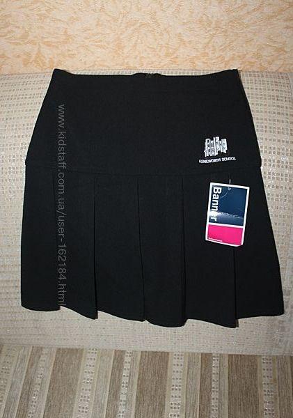 Новая юбка девочке в школу 10, 11, 12, 13 лет от Banner