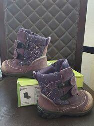 Ботинки зимние Ecco gore-tex гортекс Geox Superfit 23 р