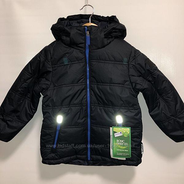 Лыжная курточка для мальчишек с немецкого сайта C&A фирмы Rodeo, р-р 104