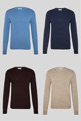 Однотонные свитерки из Германии, биокоттон, суперкачество, в наличии, с C&A
