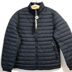 Фирменные пуховые демисезонные куртки, привезены из Германии, р-ры М, L, XL