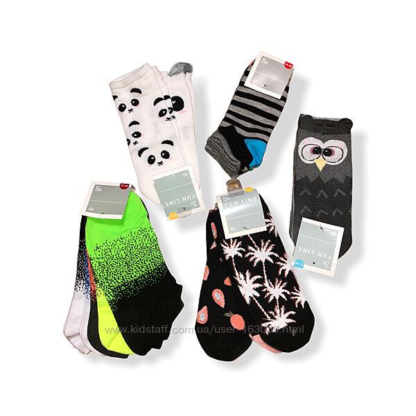 Большой выбор носков с разным принтами, Германия, суперкачество