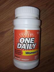 Мультивитамины для женщин 21st century, 100 шт. США.