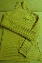 Красивенный и теплый свитер