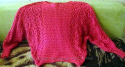 Роскошный ажурный свитер