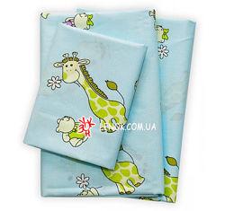 Натуральные постельки ТМ Вилюта Украина для малышей в кроватку