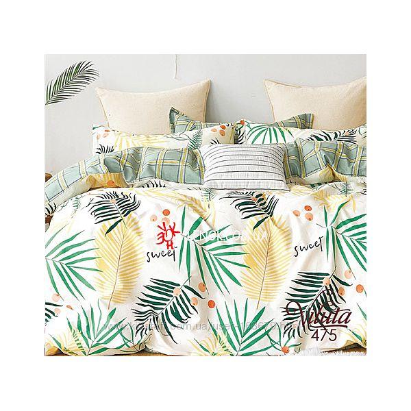 Подарки от ТМ Вилюта домашний текстиль постельный комплект сатин твил