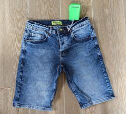 Мужские стрейчевые шорты летние 6092 Dsquala ,30-38рр,