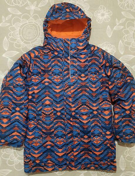 Продам удлиненную куртку Columbia размер М рост 140-146