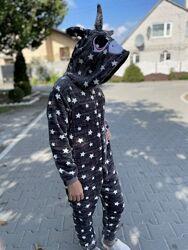 детские пижамы кигуруми сдельные и для подростков