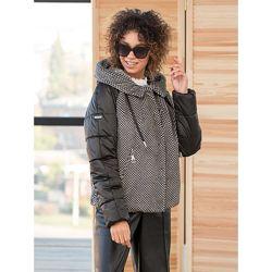 Пуховики женские Mangelo. Зимние куртки пальто 2021