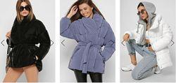 X-WOYZ куртки пуховики. Женская одежда Carica