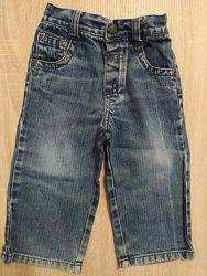Детские штаники для мальчика рост 80-92. Брючки мальчик 12-18 мес