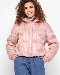 Демисезонные куртки X-Woyz LS-8889. Короткая модная куртка осень