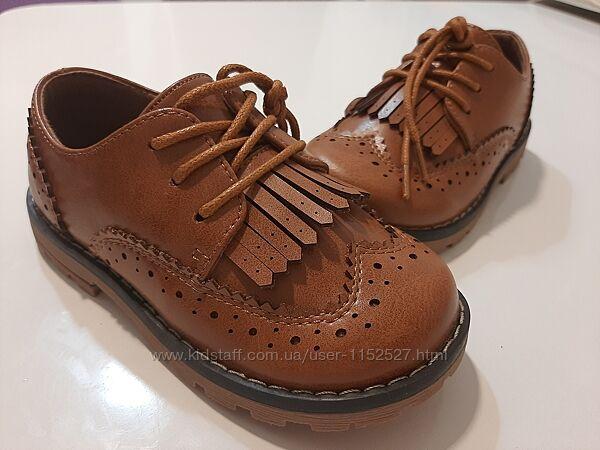 Туфли кожаные Reserved для мальчика