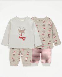 Пижамы пижамки для мальчиков и девочек  George 9-36