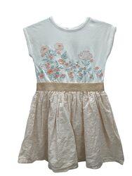 Детское платье на девочку 3-4 года George Великобритания Размер 98-104