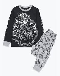 Детская пижама Гарри Поттер для мальчика 5-6 лет Matalan Англия Размер 116