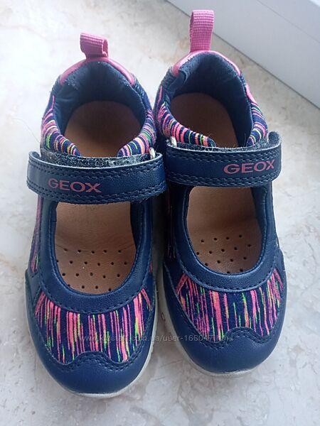 Geox туфли балетки 24