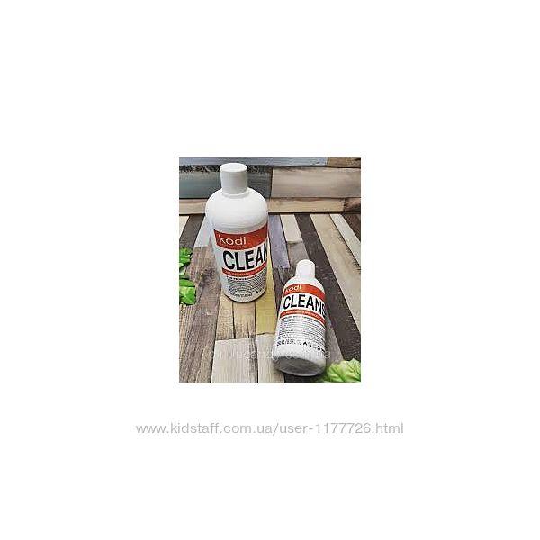 Жидкость для снятия липкого слоя Коди. Cleanser 160 мл, 250 мл, 500 мл.