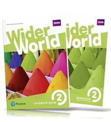ГДЗ Wider World 2 teachers, ответы к Work и Student book