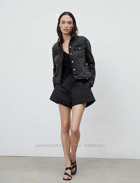 Джинсовая куртка от ZARA, S, М, оригинал, Испания