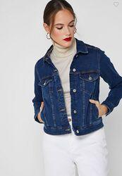 Джинсовая куртка от Mango, ХS, оригинал, Испания