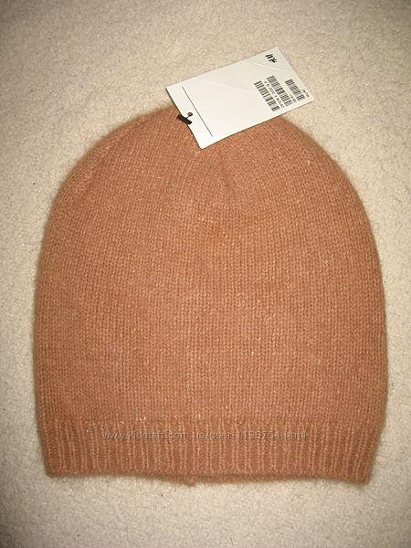 Новая девичья шапка-бинни H&M из ангоры